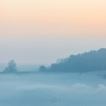Mer de nuages - Montagne de Reims